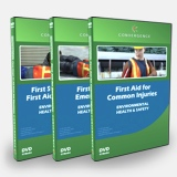 First Aid Combo-Pack (3 DVDs)